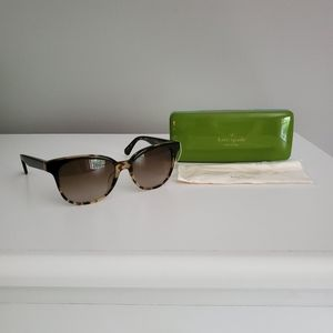 Kate Spade Arlynn sunglasses NWT